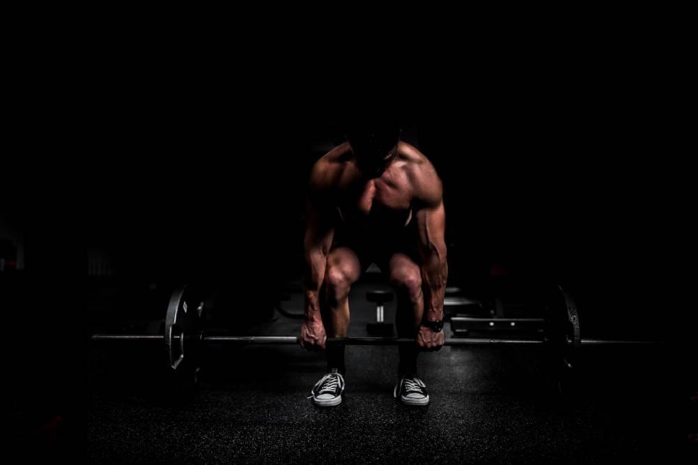testosterón svaly